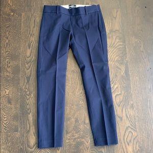 J Crew navy blue pant